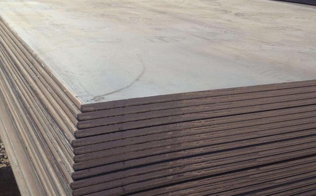 Q235B钢材钢板图片