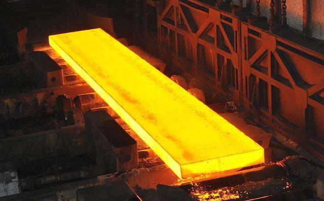 钢材产品生产加工图片